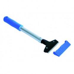 Raspador de solos 10 cm LEWI com cabo plástico de 25 cm