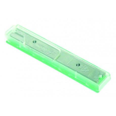 Pack de 10 cuchillas de 10 cm LEWI SUELOS