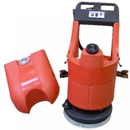 Esfregadora industrial com baterias OMM BIG-500