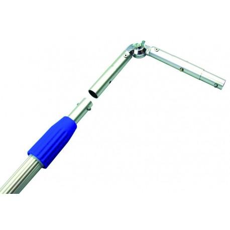 LEWI aluminium joint for telescopic poles