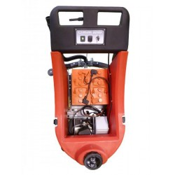 OMM BIG-500 battery-powered industrial scrubber-dryer