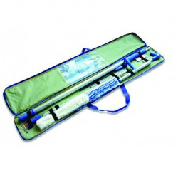 LEWI window cleaning set with bag