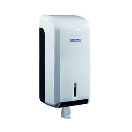 DIVASSI mini white centrefeed paper-roll dispenser