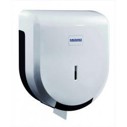 DIVASSI white industrial toilet-roll holder