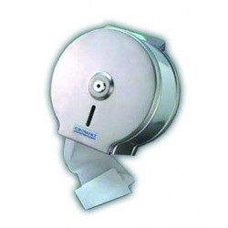 STAINLESS STEEL industrial toilet-roll holder