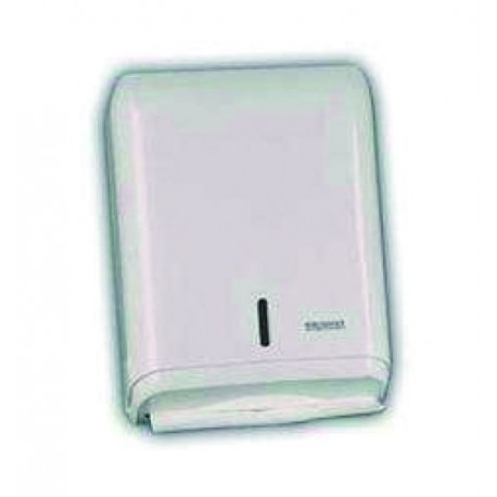 PRESTIGE ABS white paper towel dispenser