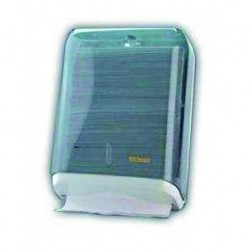 PRESTIGE ABS fumé paper towel dispenser
