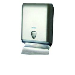 PRESTIGE ABS satin paper towel dispenser