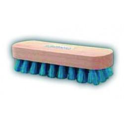 Fibre scrub brush