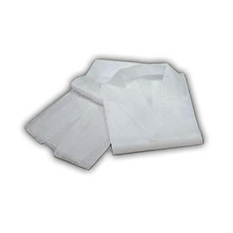 Pack of 10 white visitor coats