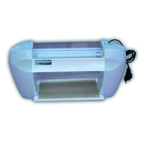 Adhesive insect killer ceiling suspension 4 tubes 11 W