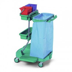 TOP EVOLUTION V cleaning trolley