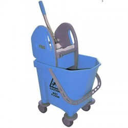 ECOMIX 25-litre bucket with press