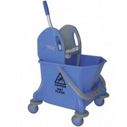 NEW LINE 25-litre bucket with press