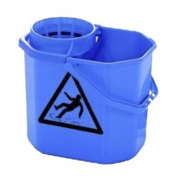 ELISSE 12-litre bucket with strainer
