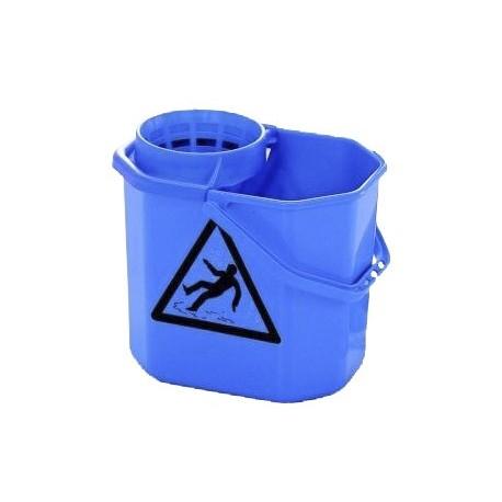 Cubo ELISSE 12 litros con escurridor
