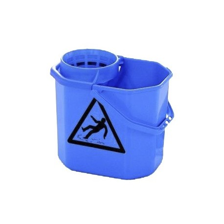 ELISSE 12-litre bucket with strainer