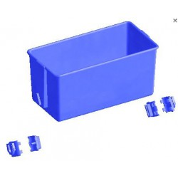 Small bucket for EQUIPO 3P with stand