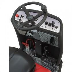Esfregadora com baterias condutor sentado OMM MAGNUM-1000