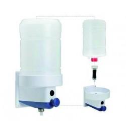 INDUSTRIAL 4L container gel dispenser