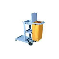 ECO-VANEX MF cleaning trolley