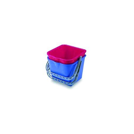 12-litre polypropylene bucket for ECO-VANEX trolleys