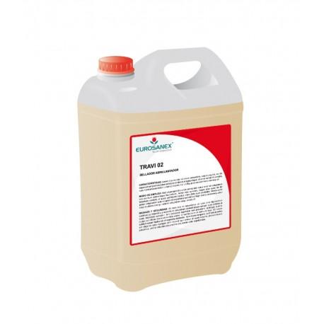 TRAVI 02 sealant polish for floors