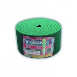 Green pad scrubber