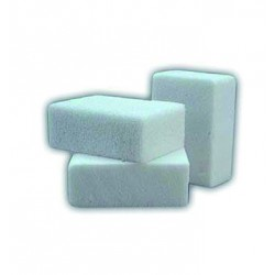 Pack de 12 piedra pómez limpiamanchas
