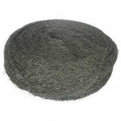 Steel wool for crystallisation