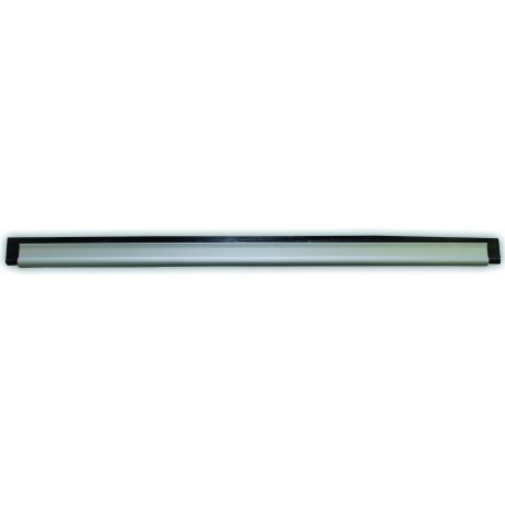 Aluminium squeegee with rubber