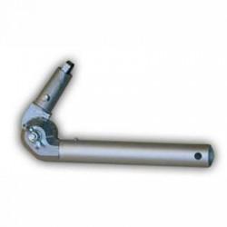 Cotovelo de alumínio de articulação