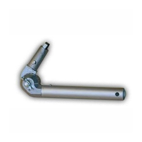Aluminium elbow joint