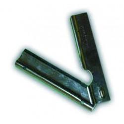 Rascador portacuchillas de 10 cm