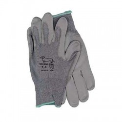 Semi-industrial nylon-polyurethane gloves