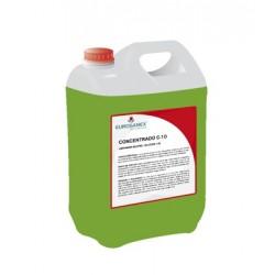 Limpiador neutro - Aroma MANZANA / Producto concentrado CONCENTRADO C-10
