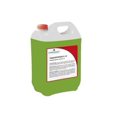 Limpador neutro – Aroma MAGNOLIA / Produto concentrado CONCENTRADO C-11