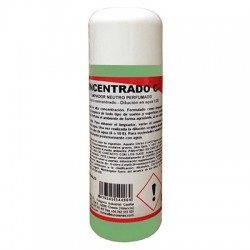 CONCENTRADO C-10 Neutral cleaner APPLE Aroma / Concentrate product