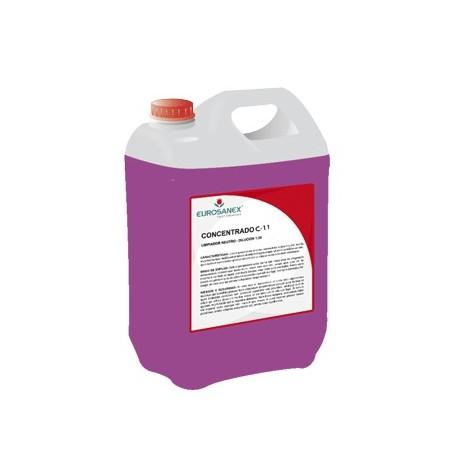 Limpiador neutro - Aroma MAGNOLIA / Producto concentrado CONCENTRADO C-11