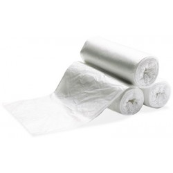 Translucent HDPE bags
