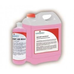 Lime scale remover and cleaner for bathrooms DEFORT AS ECO-P