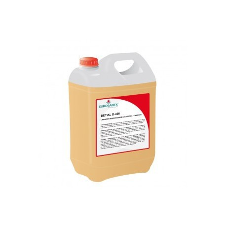 DETIAL D-400 bactericide & fungicide degreaser cleaner