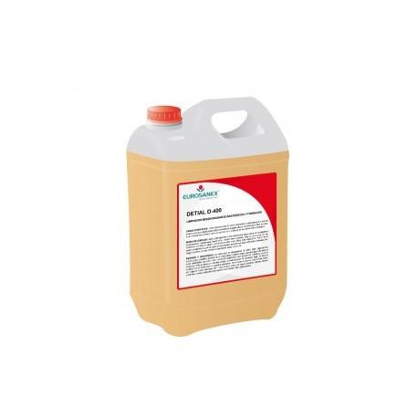 Limpiador desengrasante bactericida y fungicida DETIAL D-400