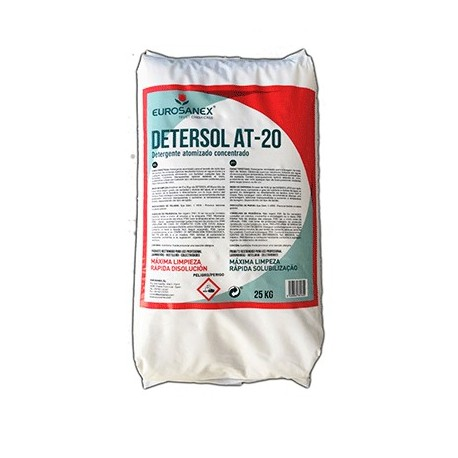 DETERSOL AT-20 concentrated solid detergent