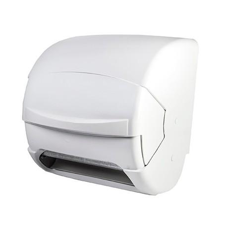Porta-bobinas horizontal EUROTEC Branco - Manual