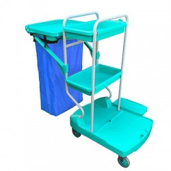 TOP EVOLUTION BASE cleaning trolley