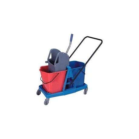 ECO-VANEX 50-P double bucket