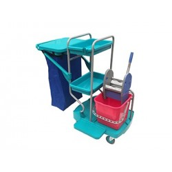 Cleaning trolley TOP EVOLUTION VITA
