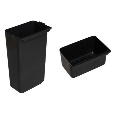 Kit de dos cestas de recogida