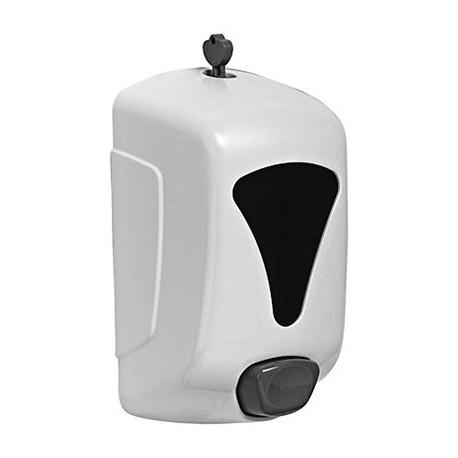 Dosificador de gel 900 cc  ABS Blanco Mod. EUROTEC